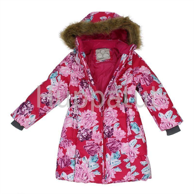 Финские пальто для девочек зима